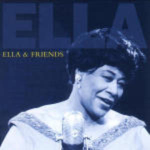 ELLA AND FRIENDS (CD)