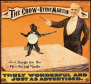 THE CROW STEVE MARTIN (CD)