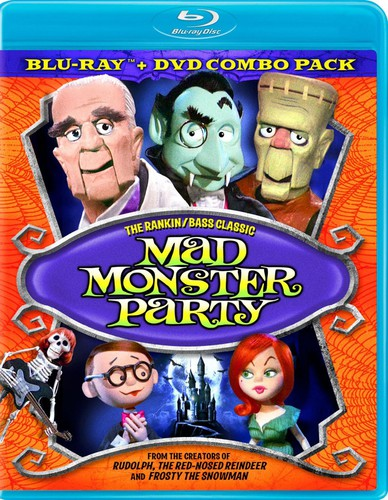 MAD MONSTER PARTY [EDIZIONE: STATI UNITI]