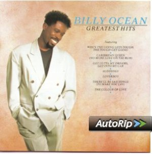 BILLY OCEAN - GREATEST HITS (CD)