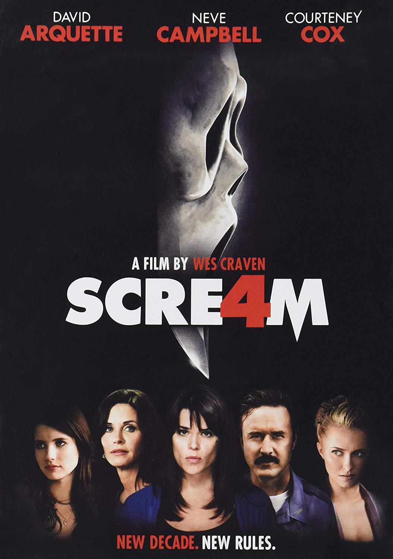 SCREAM 4 [EDIZIONE: STATI UNITI] (DVD)