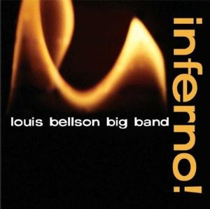 LOUIE BELLSON BIG BAND - INFERNO (CD)