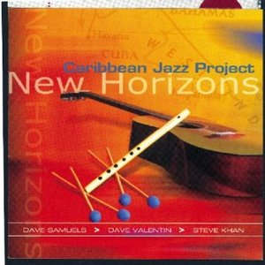 CARIBBEAN JAZZ PROJECT: NEW HORIZONS (CD)