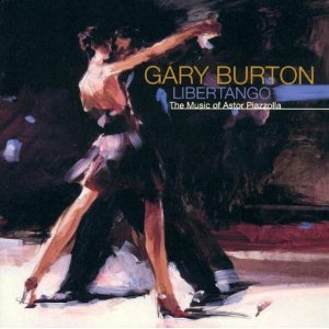 GARY BURTON - LIBERTANGO (CD)