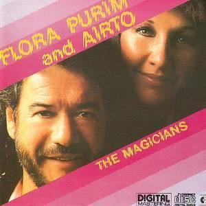 FLORA PURIM & AIRTO - MAGICIANS (CD)
