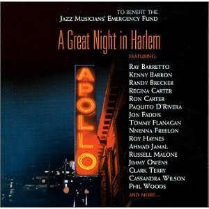 A GREAT NIGHT IN HARLEM -2CD * (CD)