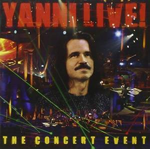 YANNI - LIVE! THE CONCERT EVENT IMPORT (CD)