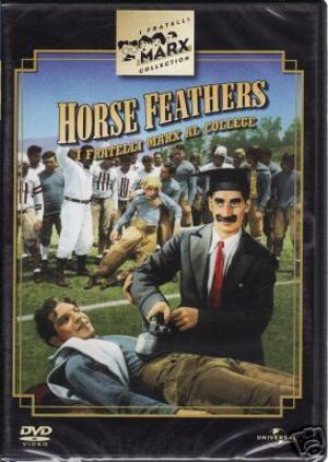 HORSE FEATHERS (IMPORT) (DVD)