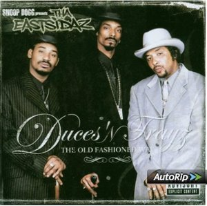 SNOOP DOGG - DUCES'N'TRAYZ (CD)