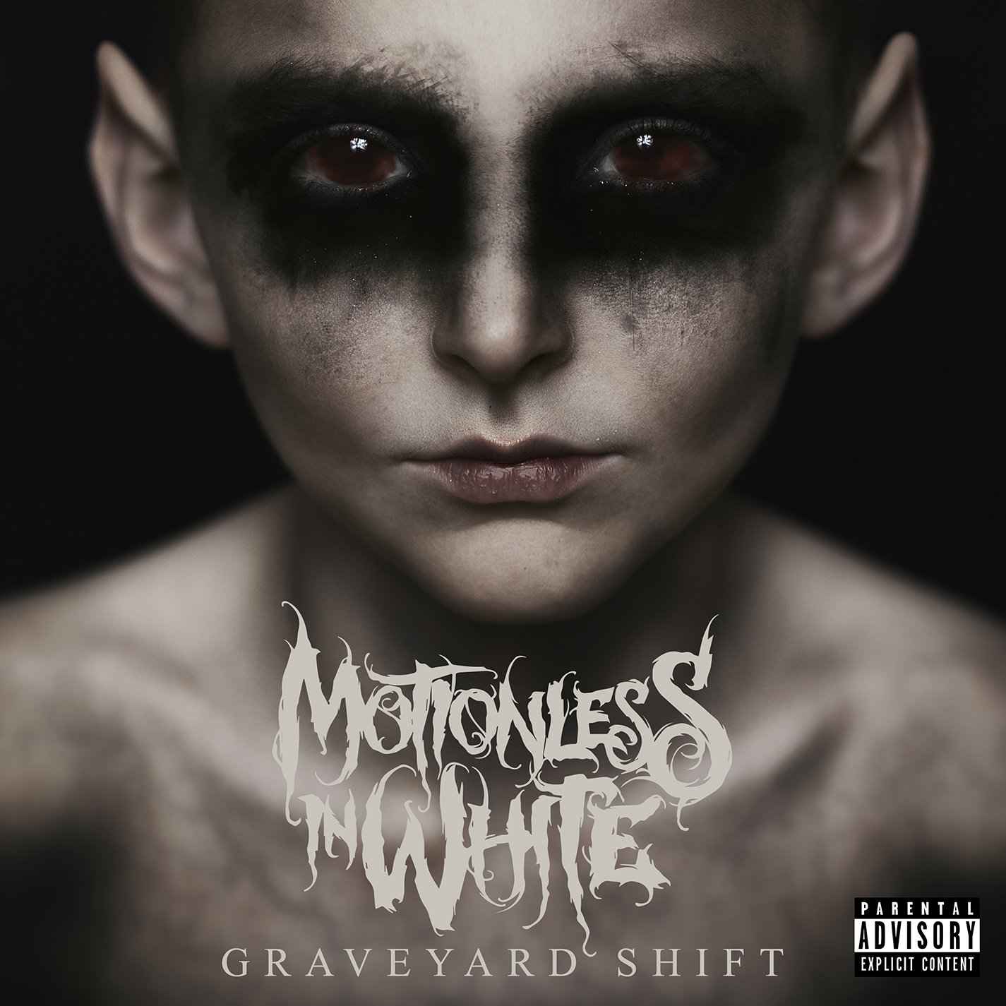 MOTIONLESS IN WHITE - GRAVEYARD SHIFT (CD)