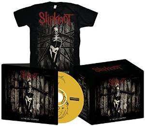 SLIPKNOT - 5: THE GRAY CHAPTER, CON T-SHIRT S (CD)