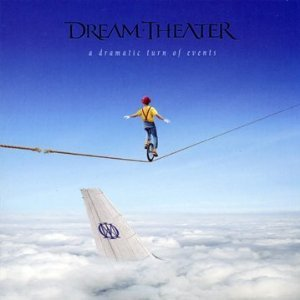 DREAM THEATER - A DRAMATIC TURN OF EVENTS (CD)
