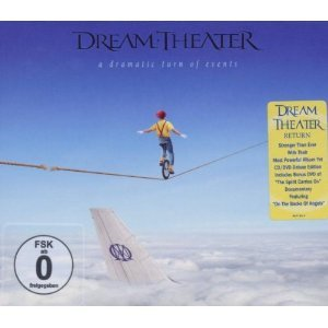 DREAM THEATER - A DRAMATIC TURN OF EVENTS (SPECIAL EDITI ) (CD)
