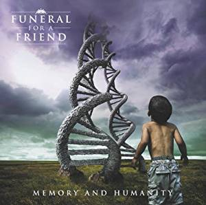 FUNERAL FOR A FRIEND - MEMORY AND HUMANITY (CD)
