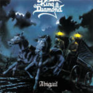 KING DIAMOND - ABIGAIL RMX (CD)