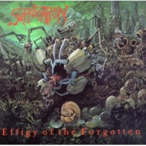 EFFIGY OF THE FORGOTTEN (CD)