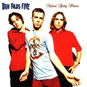 BEN FOLDS FIVE - NAKE BABY PHOTOS (CD)