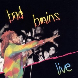 BAD BRAINS - LIVE (CD)