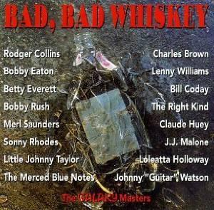 BAD BAD WHISKEY (CD)