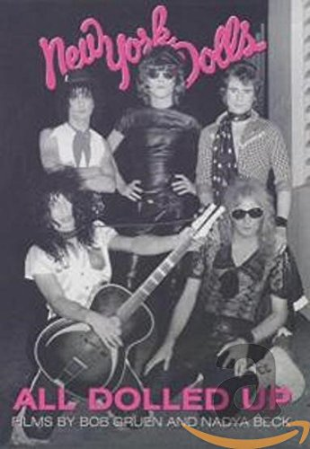 NEW YORK DOLLS - ALL DOLLED-UP (DVD)