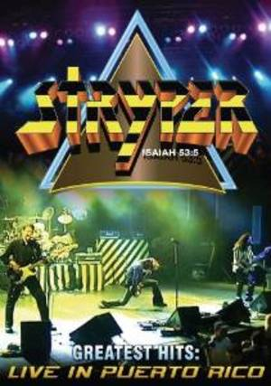 STRYPER - GREATEST HITS: LIVE IN PUERTO RICO (DVD)