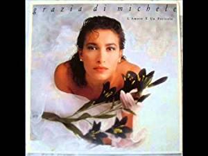 GRAZIA DE MICHELE - L'AMORE E' UN PERICOLO (CD)