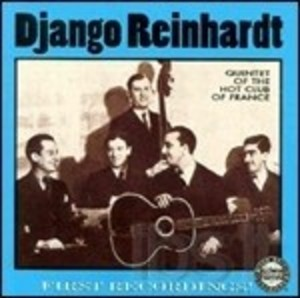 QUINTET OF THE HOT CLUB OF FRANCE. FIRST RECORDINGS! (CD)
