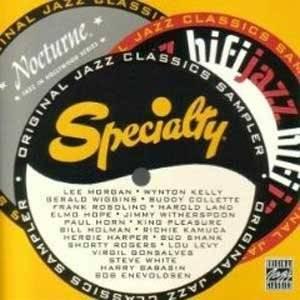 SPECIALITY HIFI JAZZ NOCTURNE (CD)