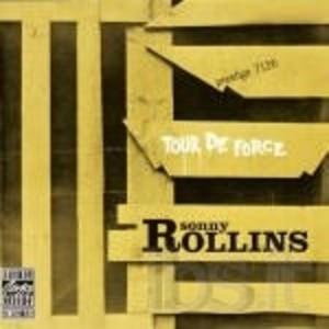 SONNY ROLLINS - TOUR DE FORCE (CD)