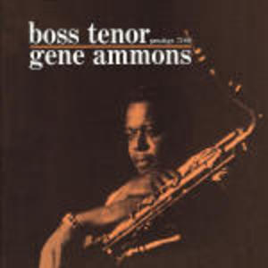 GENE AMMONS - BOSS TENOR (CD)