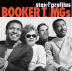 STAX PROFILES BOOKER T AND THE MGS (CD)