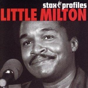 LITTLE MILTON - STAX PROFILES LITTLE MILTON (CD)