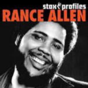 RANCE ALLEN - STAX PROFILES RANCE ALLEN (CD)