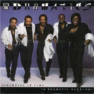 DRAMATICS - SOMEWERE IN TIME (CD)
