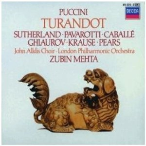 PUCCINI: TURANDOT -2CD (CD)