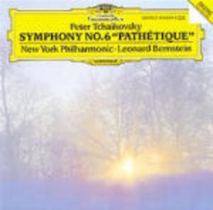 TCHAIKOVSKY: SYMPHONY NO.6 PATHETIQUE (CD)