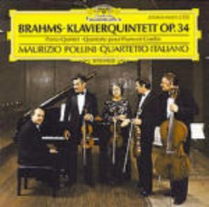 BRAHMS:KLAVIERQUINTETT OP.34 (CD)