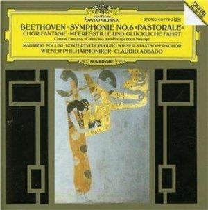 BEETHOVEN: SYMPHONIE NR.6 PASTORALE U.A. (CD)
