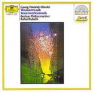 HANDEL: WASSERMUSIK.FEUERWEKSMUSIK (CD)