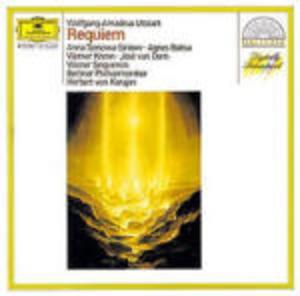 MOZART: REQUIEM (CD)