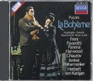 PUCCINI: LA BOHEME-HIGHLIGHTS (CD)