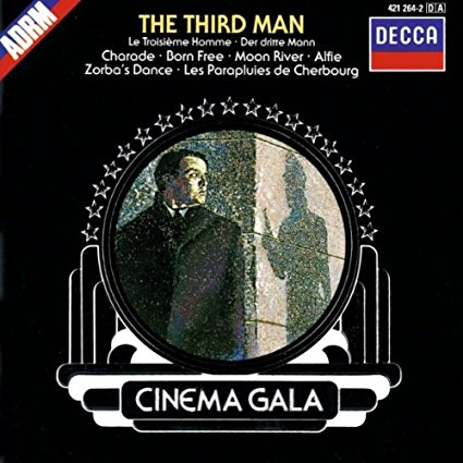 CINEMA FILM THE THIRD MAN (CD)