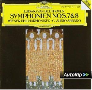 BEETHOVEN: SYMPHONIE NO.7,8 (CD)