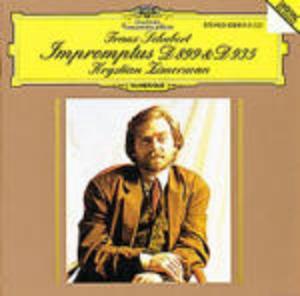 SCHUBERT: IMPROMPTUS D899, D935 (CD)
