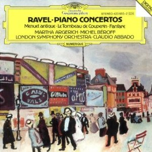 RAVEL: KLAVIERKONZERTE U.A. (CD)