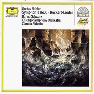 MAHLER: SYMPHONIE NR.6 -2CD (CD)