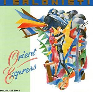SALONISTI - ORIENT EXPRESS -I SALONISTI (CD)