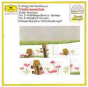 BEETHOVEN: FRUHLINGS-SONATE KREUTZER-SONA (CD)