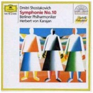 SHOSTAKOVICH: SINFONIA N.10 (CD)