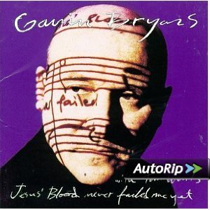 GAVIN BRYARS - JESUS BLOOD NEVER ME YET (CD)